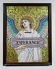 Espérance - Mosaic designed for the mausoleum of Louis Pasteur - Atelier Guilbert-Martin, 1897-98 by Monceau