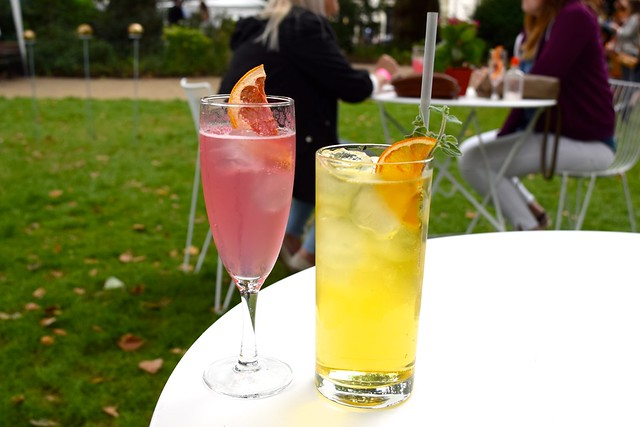 Cocktails from Bling Spot at Cocktails in the City | www.rachelphipps.com @rachelphipps