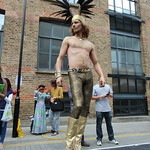`Rise of the Nonconformists` Whitecross street party