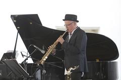 Andrzej Olejniczak ( Iñaki Salvador Quartet )  © Lolo Vasco_Heineken Jazzaldia_2017_52
