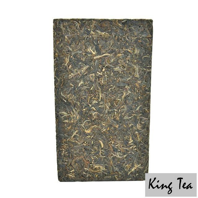 Free Shipping 2013 TAE DaYi Brick Zhuan 1000g China YunNan MengHai Chinese Puer Puerh Raw Tea Sheng Cha Slim Beauty Premium
