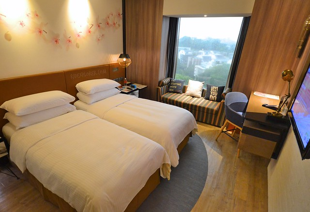 hotel jen tanglin singapore deluxe room