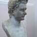 Bust of a young Domitian