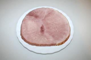 09 - Zutat Kochschinken / Ingredient ham