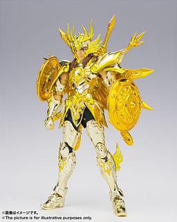 聖闘士聖衣神話EX 「天秤座童虎 神聖衣版本」!ライブラ童虎(神聖衣)