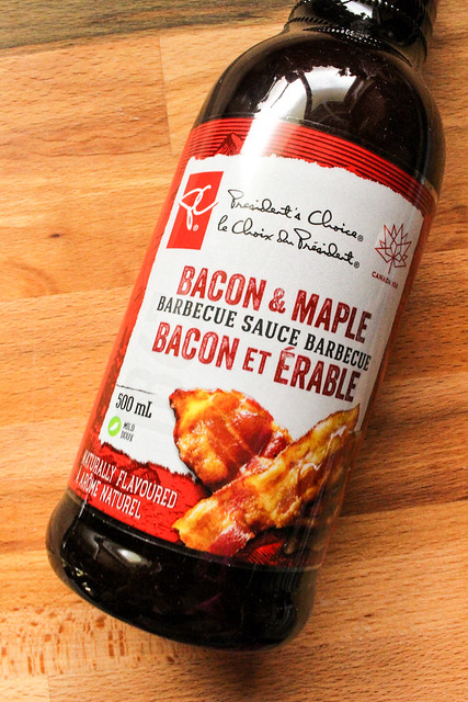 PC Bacon & Maple Barbecue Sauce Product Review
