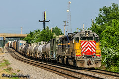 CEFX 2792 | EMD SD40-2 | NS Memphis District