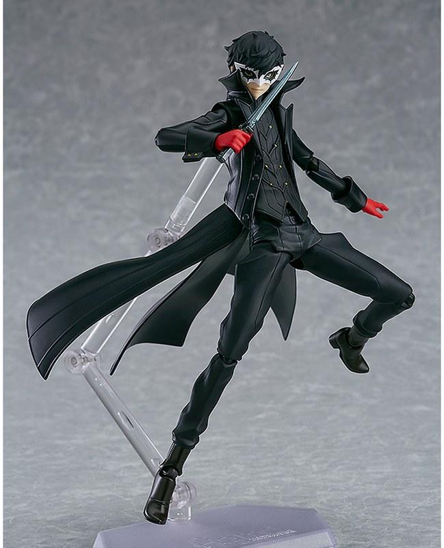 figma《女神異聞錄5》心之怪盜團的領袖「Joker」登場! ジョーカー