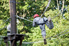High Ropes Confidence Course