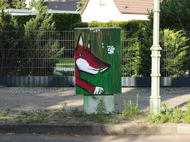 Wo in Berlin?