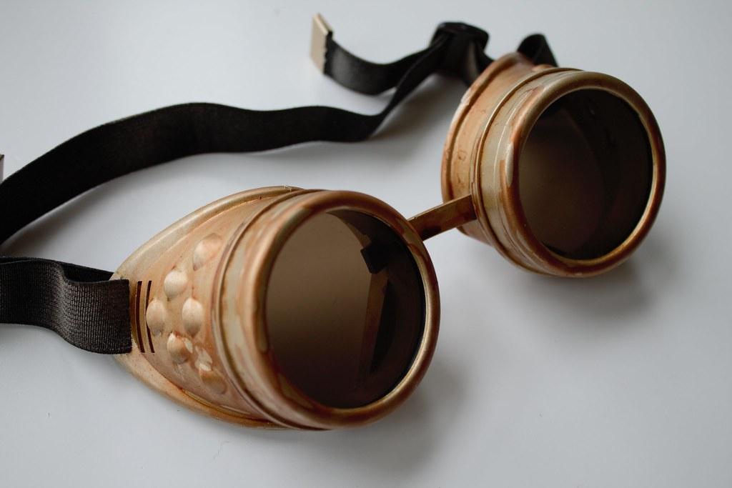 Goggles DIY