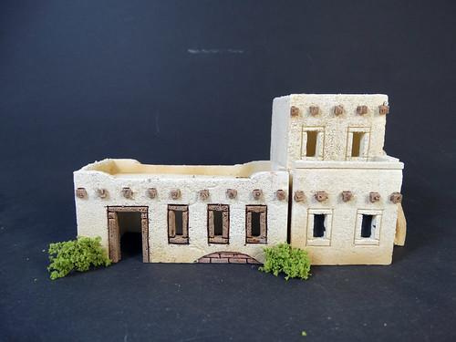 Marke Eigenbau - Nord-Afrika Gebäude