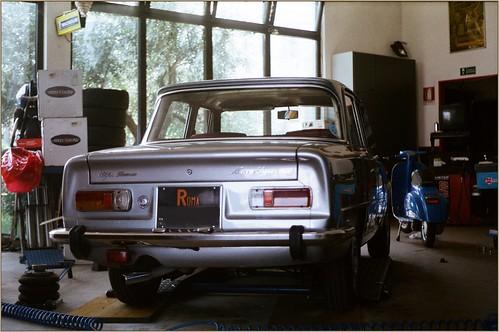 Alfa Giulia Nuova Super