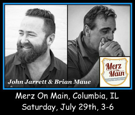 John Jarrett & Brian Maue 7-29-17