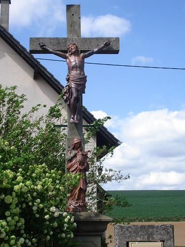 Croix 4 à Oberlauterbach