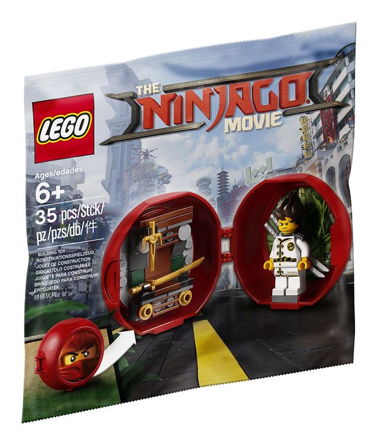 The LEGO Ninjago Movie Polybagi 1