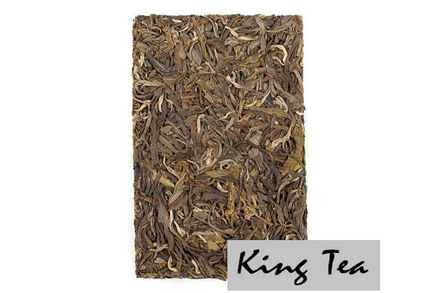 Free Shipping 2014 Lao Man'E NanNuo Old Tree Brick 250g China YunNan MengHai Chinese Puer Puerh Raw Tea Sheng Cha Premium Slim