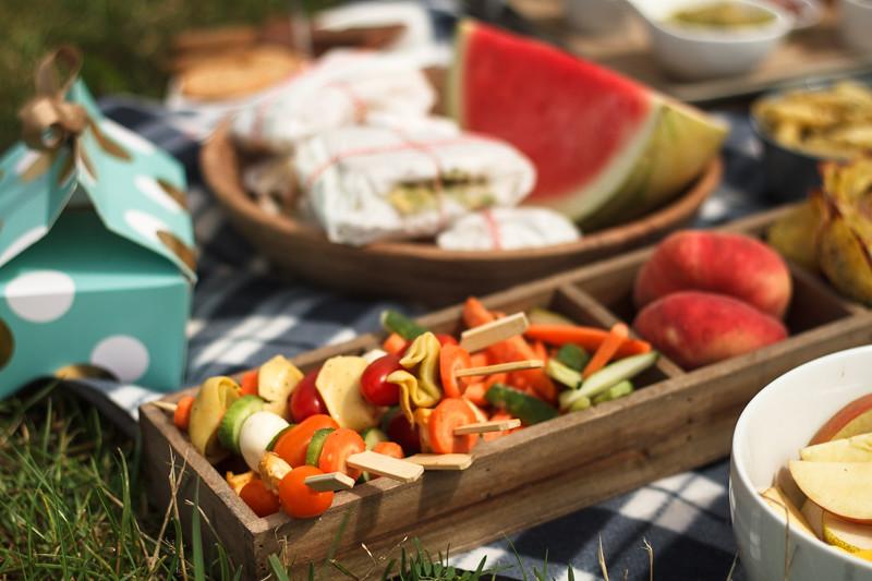 Picknick-Schlemmereien-Rezeptideen