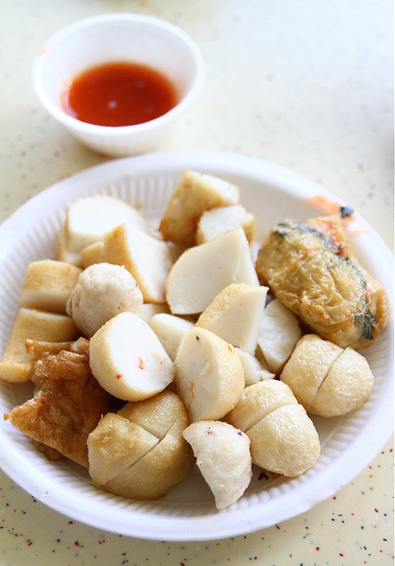 Tiong Bahru Fishball