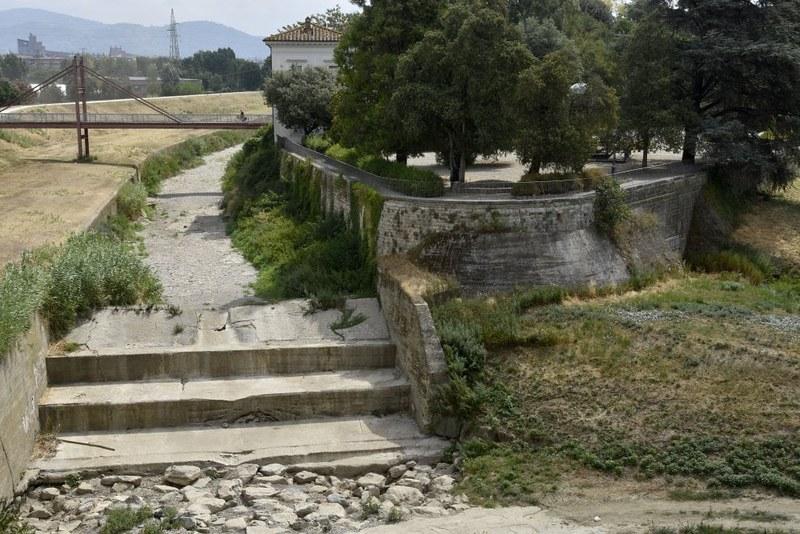 Foce del torrente Mugnone