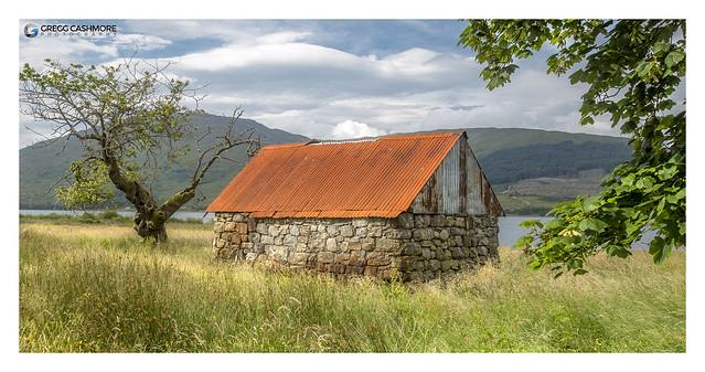 Duisky, Loch Eil, Scotland.