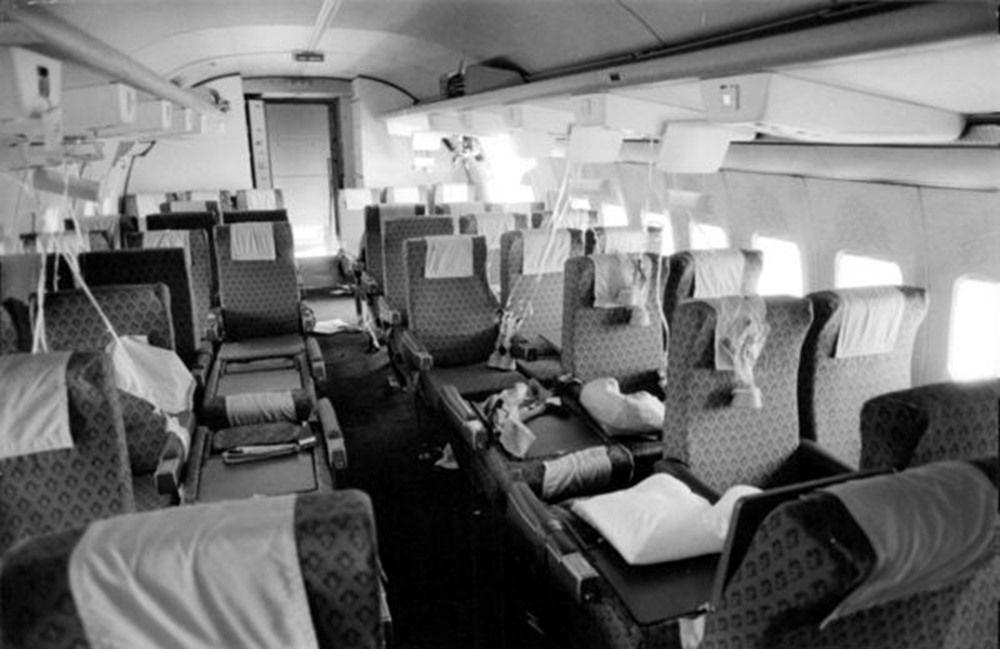Tentative de coup d'État Boeing Royal vs F-5A/B Opération Borak le 16 août 1972 36133990735_534b69f6cb_o