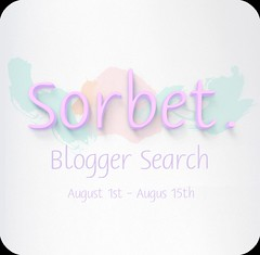Sorbet. Blogger Search