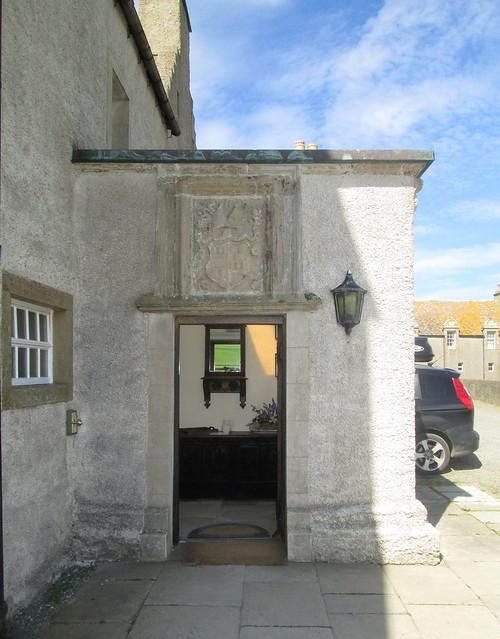 Skaill House Entrance