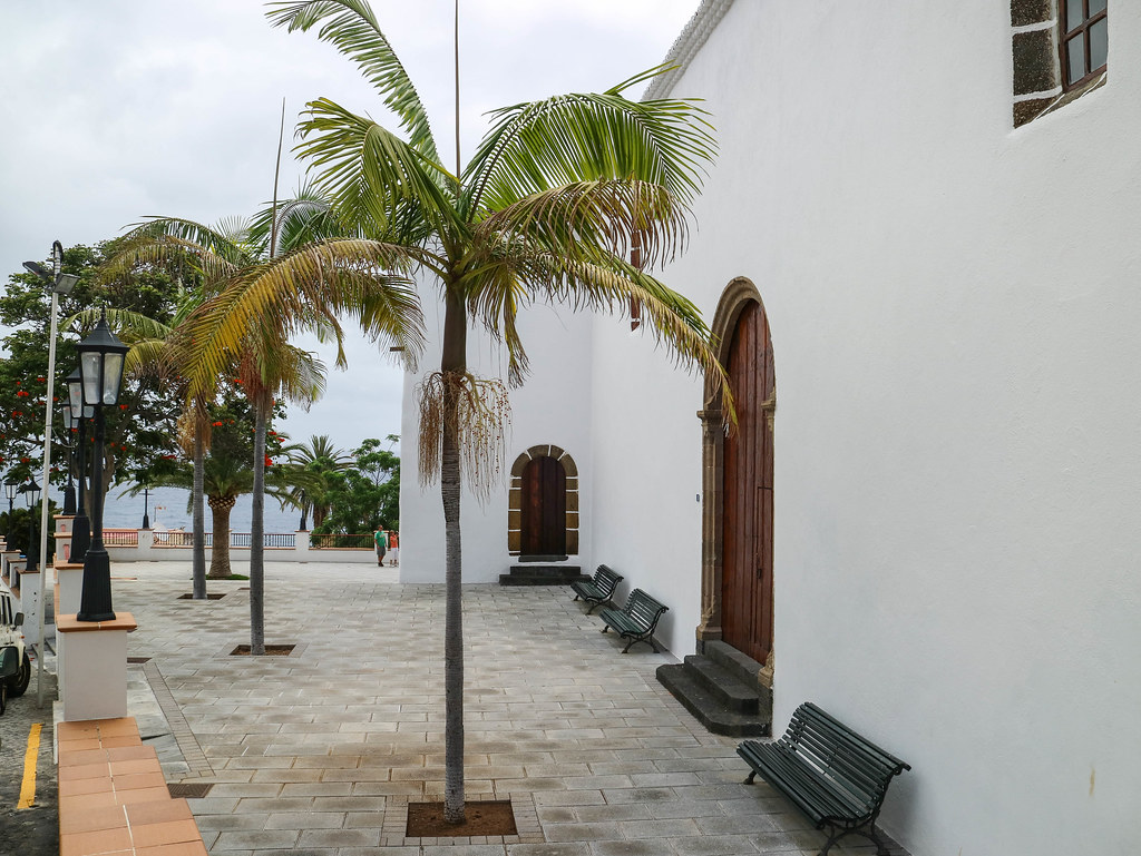 Iglesia San Andres La Palma