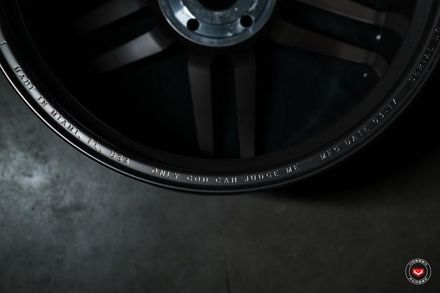 Lexus ISF - Vossen Forged - HC-1 - © Vossen Wheels 2017 -1001