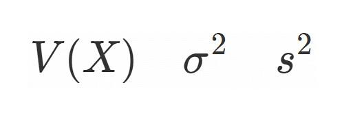 数学 統計学 分散