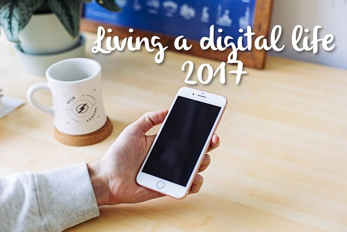 Living a digital life