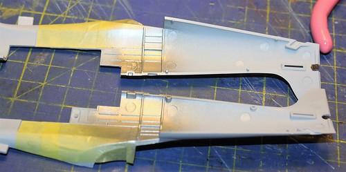 Seafire Mk.III, Airfix 1/48 36193705365_611dd10ce1