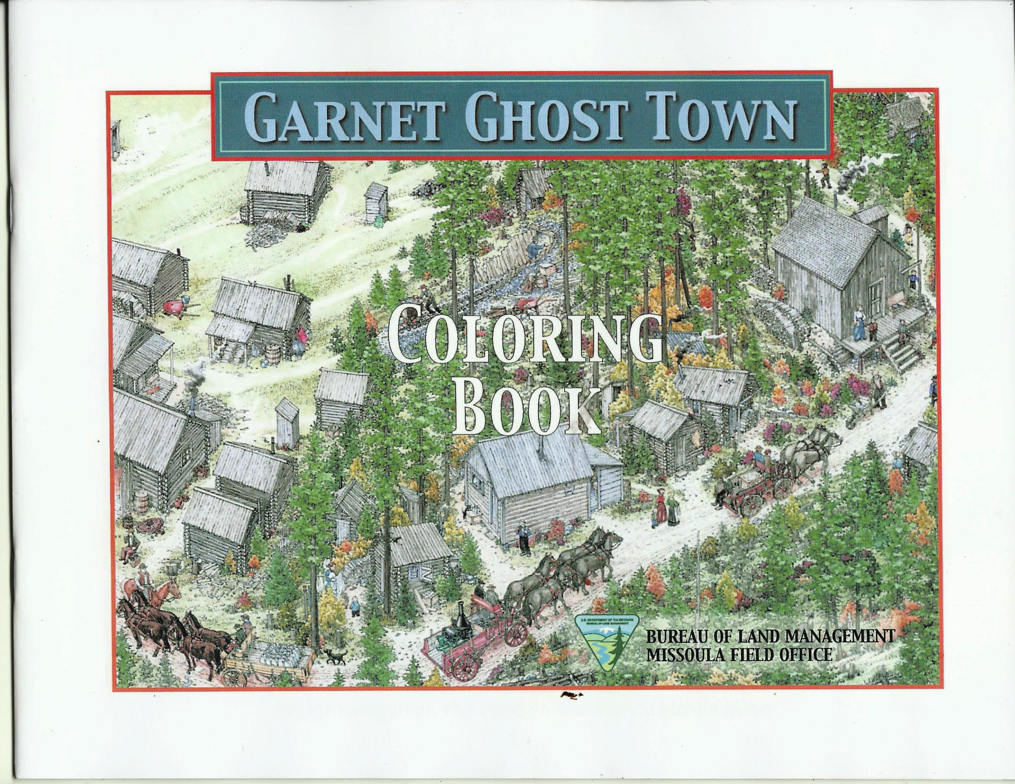 Garnet Coloring Book