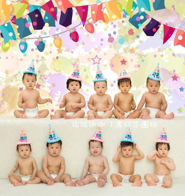 生日帽+尿布02