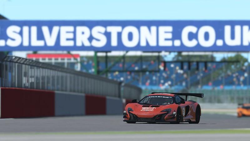 McLaren GT 650s GT3 rFactor 2