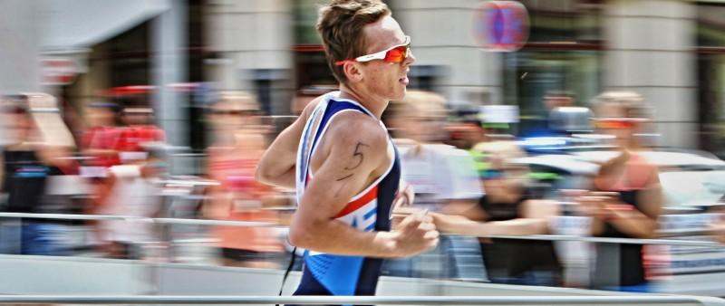 Mistry ČR ve sprint triatlonu jsou Čelůstka a Poláčková