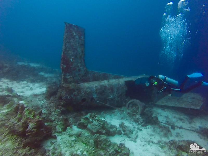 Tambuli Plane Wreck