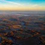 Photos des lecteurs | Lever de soleil d'hiver sur les Landes