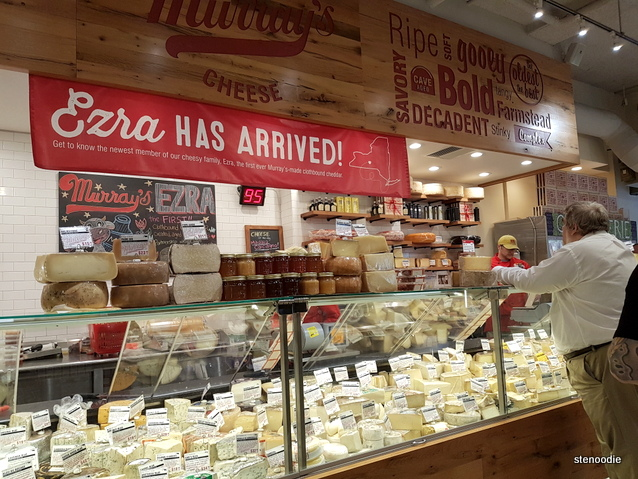 Murray's Cheese marketplace