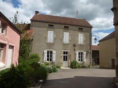 Rue de l'Ancien Couvent, Flavigny-sur-Ozerain - Photo of Gissey-sous-Flavigny