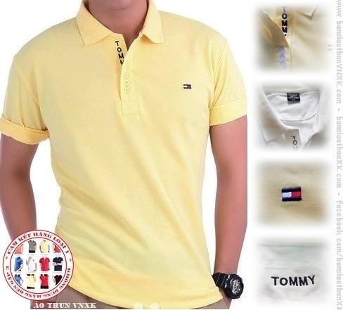 áo thun nam tommy