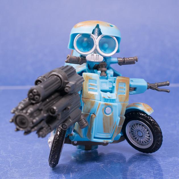 レビュー タカラトミー トランスフォーマー/最後の騎士王 TLK-13 オートボット スクィークス