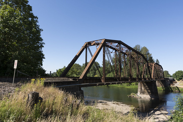 1906 SP truss bridge, Nikon D7100, Sigma 24mm F1.8 EX DG Aspherical Macro