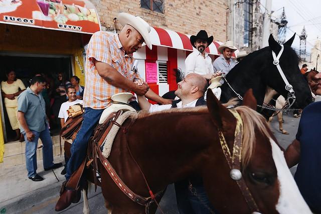 17 Jul 2017 . El Presidente Municipal Enrique Alfaro inaugura la calle Joaquín Romero en Huentitán El Bajo