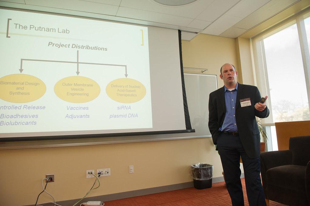 Biomaterials Day Conference David Putnam Keynote Speaker