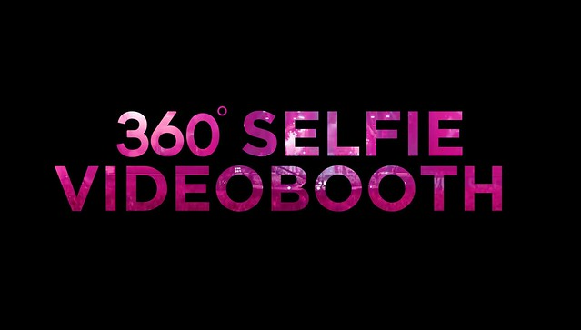 Goodbye Photobooths, Hello Interactive 360 Selfie Videobooth!