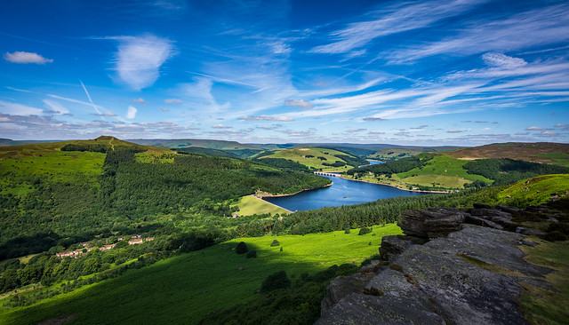 the best view in the peak district?(explored)