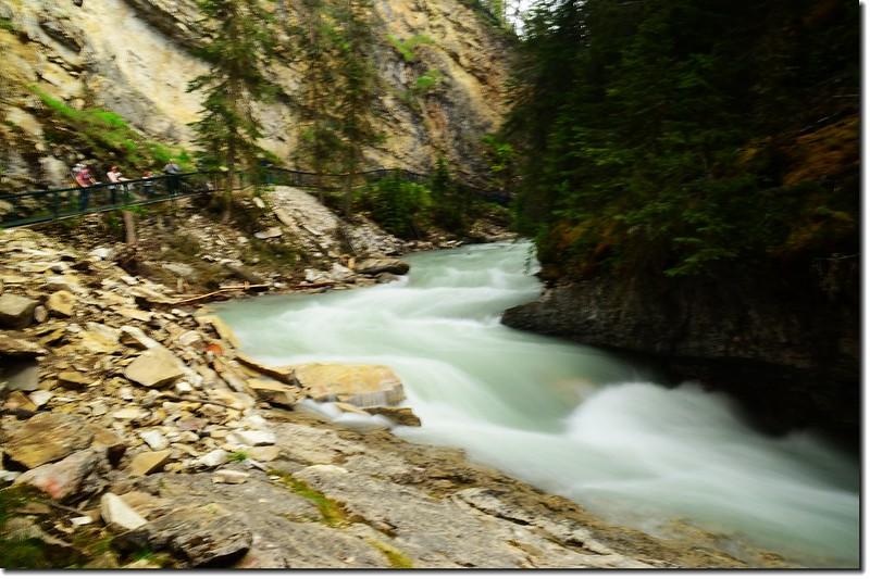 Johnston Canyon Trail (8)