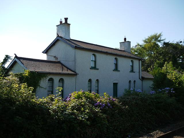 Former Stationmaster's House, Ballycarry, Panasonic DMC-G2, LUMIX G VARIO 12-60/F3.5-5.6